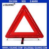 Треугольник безопасности хайвея отражательный предупреждающий (JG-A-03)