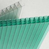 Vier-Wand Umweltschutz-Polycarbonat-Höhlung-Blatt für grünes Haus