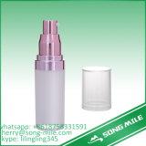 50ml frasco vazio de plástico de design único para uma loção