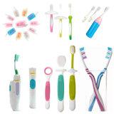 二重カラー歯ブラシのためのプラスチック注入型