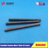 Tiras de carburo de tungsteno para la elaboración de metales