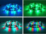 Tira de LEDS RGB para tubos