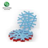 De Mat van de Kop van het silicone/Doily van het Silicone/Silicone Soaster met Diverse Vorm