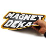 Etiqueta relativa à promoção do ímã do produto para a decoração do refrigerador