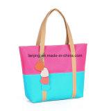 Bw1 184卸し売りキャンバス袋の女性の方法袋の走行のショルダー・バッグ