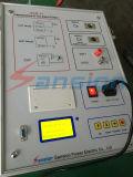 analisador da perda dieléctrica do verificador do fator de dissipação da capacidade do transformador de 10kv 12kv