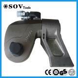 SOVのブランドの鋼鉄物質的な油圧トルクレンチ