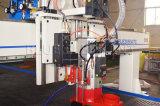 Гравировальный станок 2050 CNC кожи ножа CNC осциллируя с мотором шпинделя маршрутизатора CNC высокой эффективности