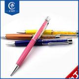 Penna di Ballpoint a cristallo di vendite di capienza promozionale calda della penna