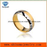 Alta calidad de órgano de tungsteno de Oro JoyeríaAnillo de tungsteno (TSTG008)