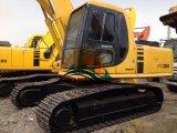 Excavatrice utilisée de l'excavatrice 200ton de chenille de KOMATSU PC200-6