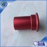 OEMの高精度販売のための黒によって陽極酸化されるアルミニウムCNCの製粉の部品