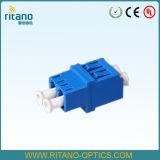 Adaptateur duplex de câble à fibres optiques de rue avec la bride