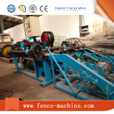 Arame farpado de Funcionamento fácil fazer a máquina