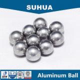 Pequenas esferas 4.55mm 6061 Aluninum Bolas de inventário