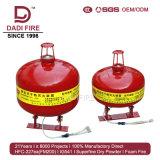 matériel s'arrêtant de suppression des incendies d'extincteur de poudre du produit chimique 3-8kg sec