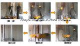 Automatischer Wand-Mörtel, der Wiedergabe-Maschine vergipst