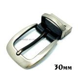 La boucle de courroie réversible en alliage de zinc de Pin de boucle en métal de qualité pour la robe ceinture les sacs à main de chaussures de vêtement (XWS-ZD302--ZD430)