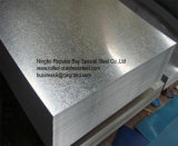 Stock список листа горячего DIP гальванизированного стального в катушках:  Высокое качество Hgi, основная сталь Hgi качества, вторичная сталь Hgi качества