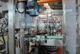 애완 동물 알루미늄 터지 상단은 탄산 음료를 위한 충전물 기계 할 수 있다