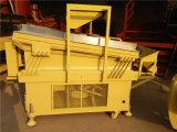 シードのクリーニングのための穀物のシードの重力の石取り機及び製造プラントおよびライン