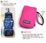 韓国旅行洗浄袋旅行袋、浴室袋の携帯用装飾的な袋