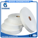 Spunlace Nonwoven Fabric para toalhetes de limpeza