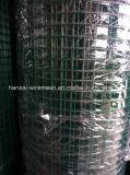 Alimentation prix d'usine galvanisé recouvert de PVC et de treillis soudés