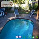 Goedkope Prijs Waterdichte WPC Ipe Houten Decking voor Zwembad