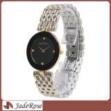 Relojes de la manera de las mujeres calientes del estilo, relojes analogicos de la venda de acero, señora reloj