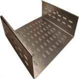 Fabriqué en Chine Le bac de l'échelle de câble en aluminium