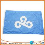 Venta caliente promocionales impresión Digital Publicidad de la bandera
