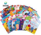 Livre de livre À couverture dure épais en bloc meilleur marché d'enfants pour des gosses