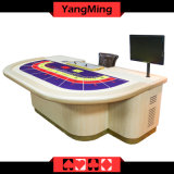 Игроки Ym-Ba011 роскоши 9 таблицы игры покера зрелищности