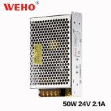 Factroy direkte Schaltungs-Stromversorgung des Verkaufs-50W 24V