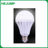 12W AC 전기 실패를 위한 재충전용 LED 비상사태 전구 스페셜