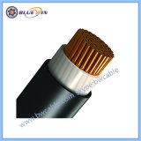 630mm de câble en polyéthylène réticulé de Cu/XLPE/PVC 600/1000V CEI60502-1