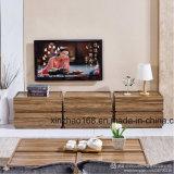 Gabinete de madeira da sapata da gaveta do armazenamento da mobília do casamento com prateleira