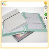 Boîtier portable relié de liaison de l'impression (OEM-GL021)
