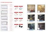 Grils en aluminium automatiques de rouleau pour le marché