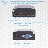 HDMI all'audio Spdif convertitore HD pieno 1080P di VGA/AV