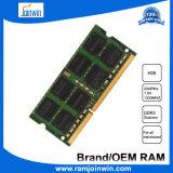 휴대용 퍼스널 컴퓨터를 위한 512MB*8 8chips DDR3 4GB 램 기억 장치