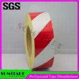 Красный цвет высокой видимости ленты Sh510 Somi слипчивый отражает ленту для предосторежения автомобиля