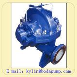 Pompe centrifuge d'ouverture moyenne de double aspiration d'étape simple de série S