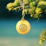 Диктор аудиоего 2017 подарков нового диктора Bluetooth шарика рождества миниый портативный малый