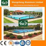Polycarbonat-Swimmingpool-Deckel für Kinder und Haustier-Sicherheit
