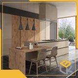 Papel decorativo com Woodgrain chinês para mobiliário, piso de porta