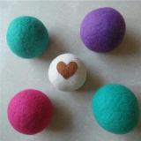 De Drogere Ballen Zeeland van de wol/de Drogere Ballen van de Wol in Nepal/Wol Gevoelde Bal