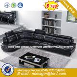 現代L形ファブリックソファーの居間の家具(HX-8N1134)