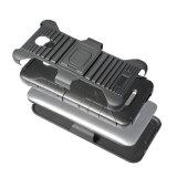 Caja combinada del teléfono de la cubierta de la PC TPU de la pistolera híbrida de la contraportada para el estallido 4+/Ot5056 de Alcatel